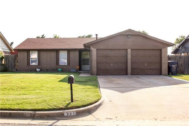 8329 Bigwood Drive, Oklahoma City, OK 73135 (MLS #777707) :: Richard Jennings Real Estate, LLC