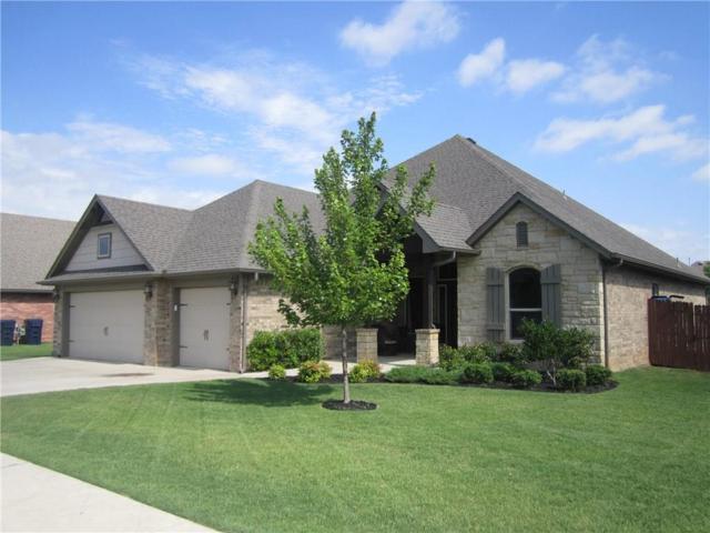 321 175th Terrace, Oklahoma City, OK 73170 (MLS #777746) :: Richard Jennings Real Estate, LLC