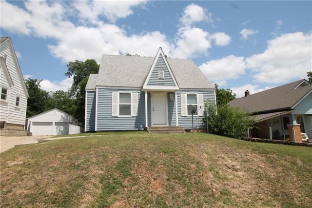 1125 N Market Avenue, Shawnee, OK 74801 (MLS #777777) :: Wyatt Poindexter Group
