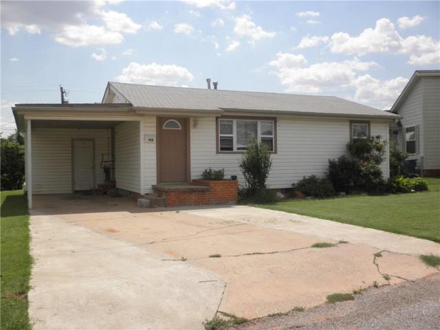 108 Florence Drive, Cordell, OK 73632 (MLS #777852) :: Wyatt Poindexter Group