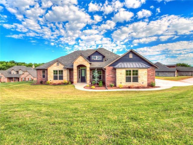 13571 Shady Pine Circle, Edmond, OK 73025 (MLS #777856) :: Richard Jennings Real Estate, LLC