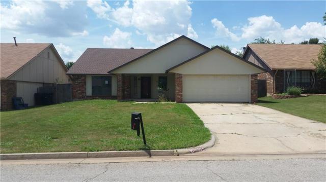 10059 S Fairview, Oklahoma City, OK 73159 (MLS #777876) :: Richard Jennings Real Estate, LLC