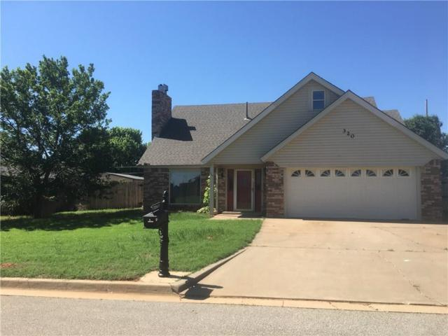 320 Elkview Drive, Elk City, OK 73644 (MLS #777878) :: Homestead & Co