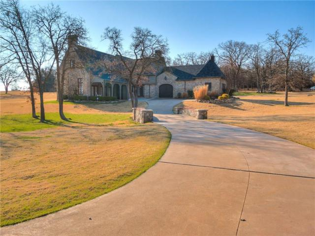 3500 Brook Valley Drive, Edmond, OK 73049 (MLS #777937) :: Richard Jennings Real Estate, LLC