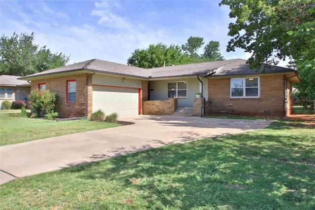 2917 NW 71st Street, Oklahoma City, OK 73116 (MLS #777963) :: Wyatt Poindexter Group