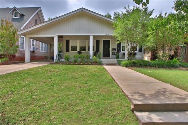 1916 NW 20th Street, Oklahoma City, OK 73106 (MLS #777977) :: Richard Jennings Real Estate, LLC