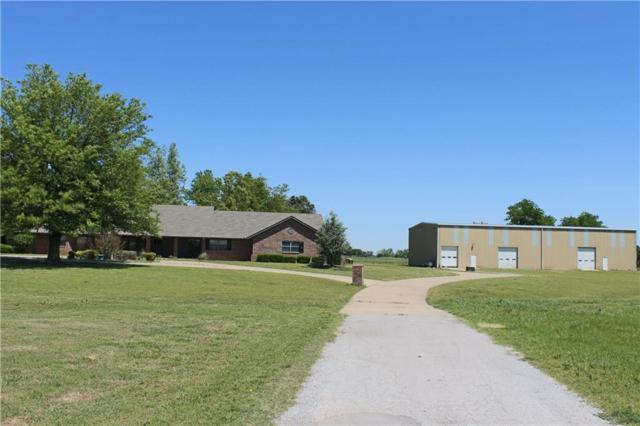 1412 Creek Valley Drive, Tuttle, OK 73089 (MLS #777992) :: Richard Jennings Real Estate, LLC