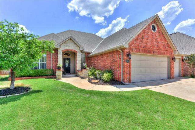 15512 Hickory Bend Lane, Edmond, OK 73013 (MLS #778004) :: Richard Jennings Real Estate, LLC