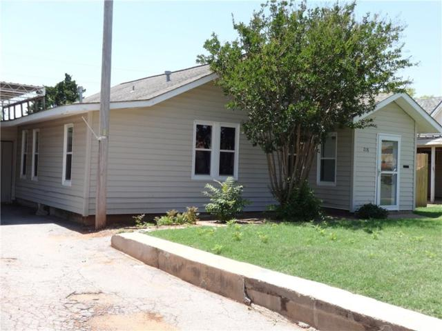 718 W C Avenue, Elk City, OK 73644 (MLS #778038) :: KING Real Estate Group