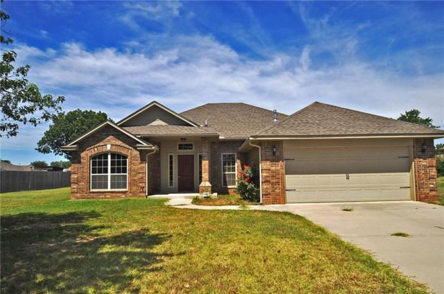 1113 N Doris Avenue, Newcastle, OK 73065 (MLS #778068) :: Richard Jennings Real Estate, LLC