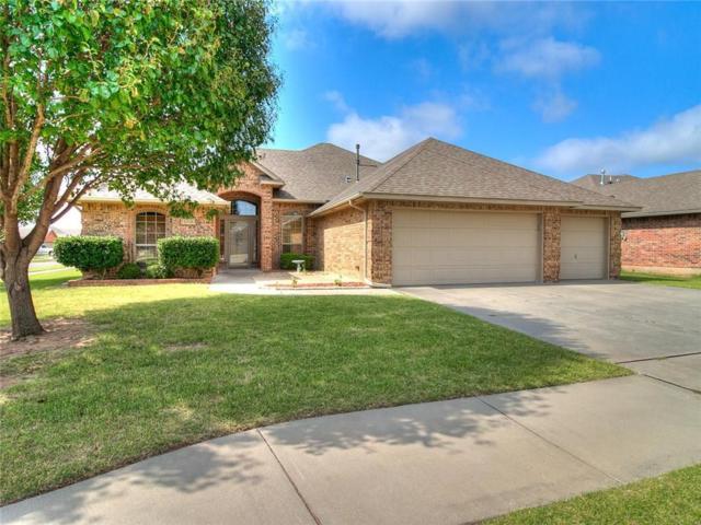 500 SW 161ST Street, Oklahoma City, OK 73170 (MLS #778112) :: Richard Jennings Real Estate, LLC