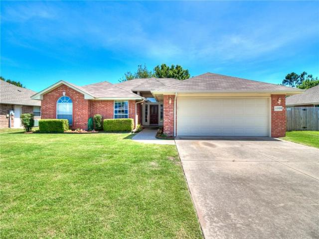 4008 Glasgow Drive, Norman, OK 73072 (MLS #778139) :: Richard Jennings Real Estate, LLC