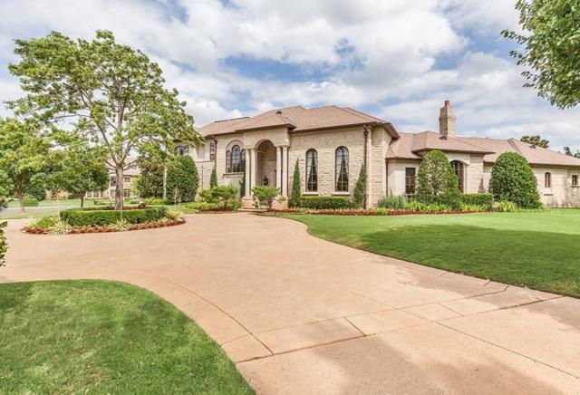 5616 Normandy Terrace, Oklahoma City, OK 73142 (MLS #778249) :: Wyatt Poindexter Group