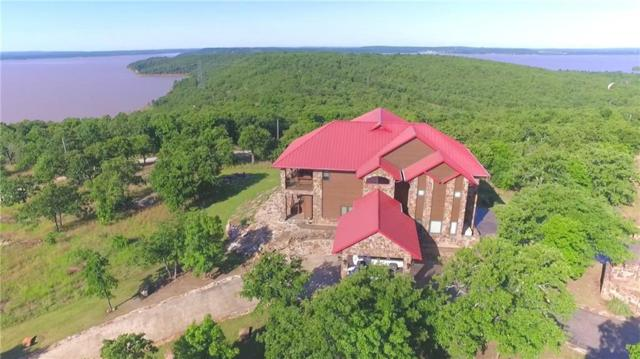 421784 E 1180 Road, Eufaula, OK 74432 (MLS #778320) :: Wyatt Poindexter Group