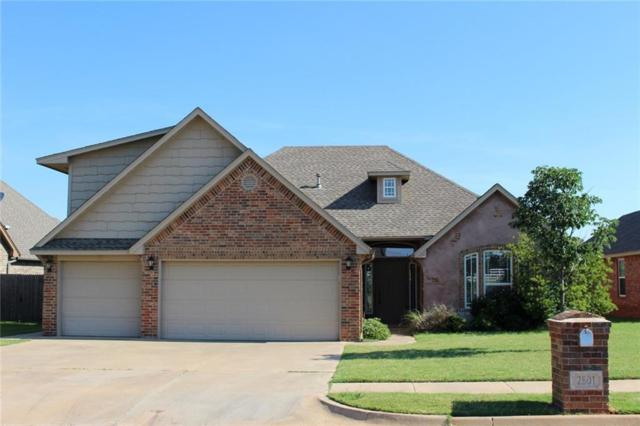 2801 NW 172nd Street, Edmond, OK 73012 (MLS #778322) :: Richard Jennings Real Estate, LLC