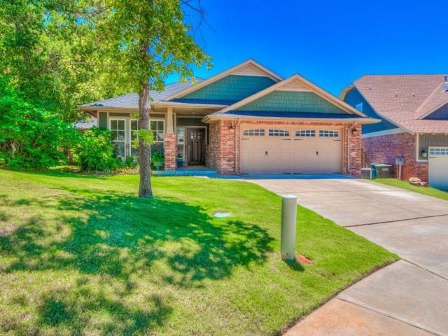 200 Nature Lane, Edmond, OK 73034 (MLS #778463) :: Homestead + Co