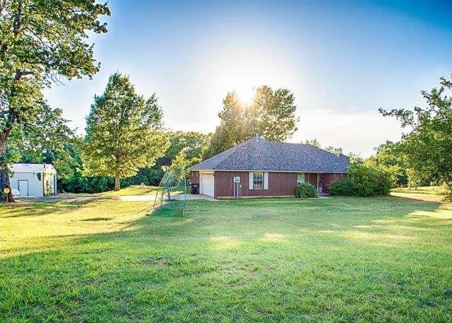 1101 S Morgan Avenue, Blanchard, OK 73010 (MLS #778487) :: Richard Jennings Real Estate, LLC