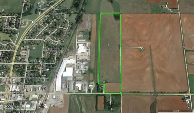 Oklahoma Avenue, Okarche, OK 73762 (MLS #778518) :: Wyatt Poindexter Group