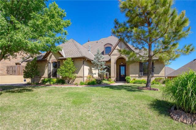 5809 Hardwick Ln, Edmond, OK 73034 (MLS #778529) :: Richard Jennings Real Estate, LLC