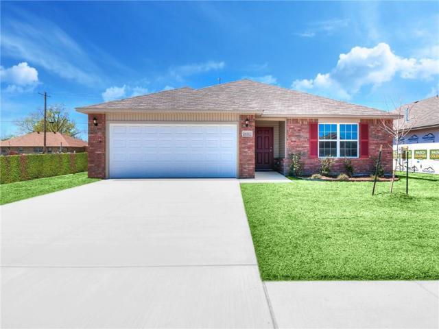 1785 Sussex Street, Newcastle, OK 73065 (MLS #778548) :: Richard Jennings Real Estate, LLC