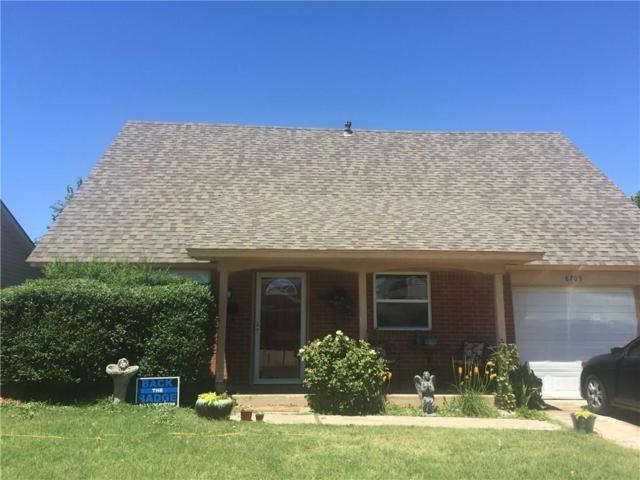 8709 S Linn Avenue, Oklahoma City, OK 73159 (MLS #778634) :: Richard Jennings Real Estate, LLC