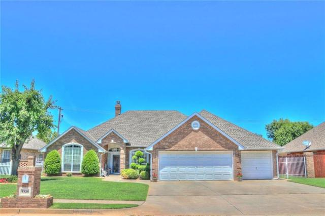 3225 105th Terrace, Oklahoma City, OK 73170 (MLS #778684) :: Richard Jennings Real Estate, LLC