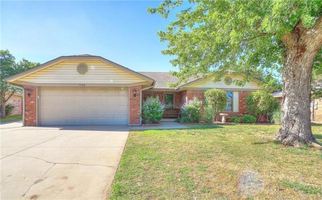 729 Saint Charles Street, Moore, OK 73160 (MLS #778831) :: Richard Jennings Real Estate, LLC