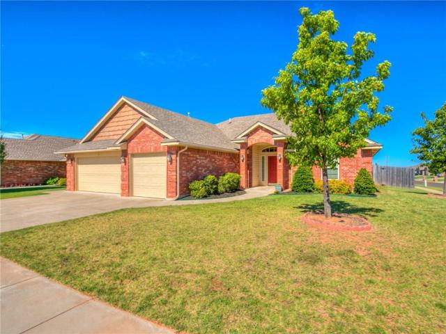 9001 Shady Grove Road, Moore, OK 73160 (MLS #778919) :: Richard Jennings Real Estate, LLC