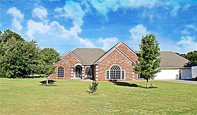 1107 Houser, Blanchard, OK 73010 (MLS #778921) :: Richard Jennings Real Estate, LLC