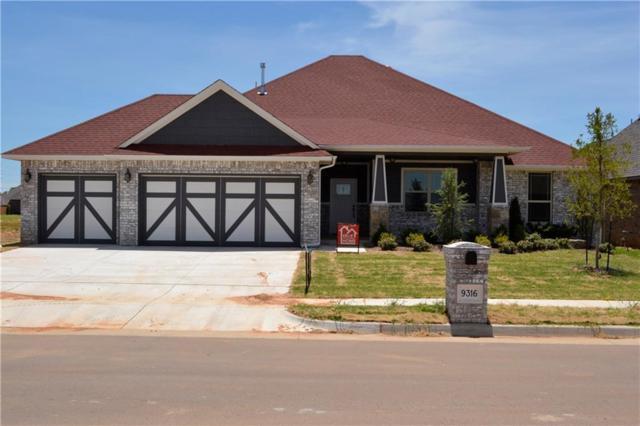 9316 NW 81st Street, Yukon, OK 73099 (MLS #778949) :: Richard Jennings Real Estate, LLC