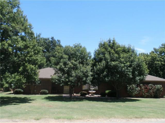 742 County Road 1349, Chickasha, OK 73018 (MLS #778957) :: Wyatt Poindexter Group
