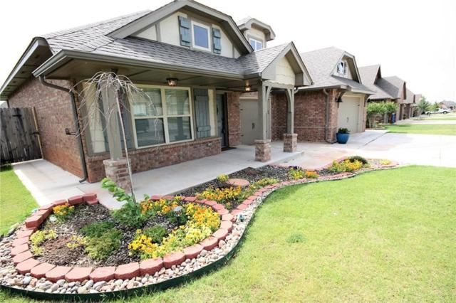 1000 Samantha Lane, Moore, OK 73160 (MLS #778977) :: Richard Jennings Real Estate, LLC