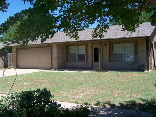620 Champion, Moore, OK 73160 (MLS #778985) :: Richard Jennings Real Estate, LLC