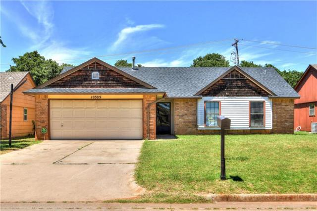 10309 Caton, Midwest City, OK 73130 (MLS #779004) :: Richard Jennings Real Estate, LLC