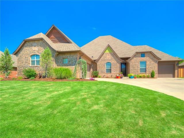 1425 Glen Cove Drive, Edmond, OK 73003 (MLS #779023) :: Richard Jennings Real Estate, LLC