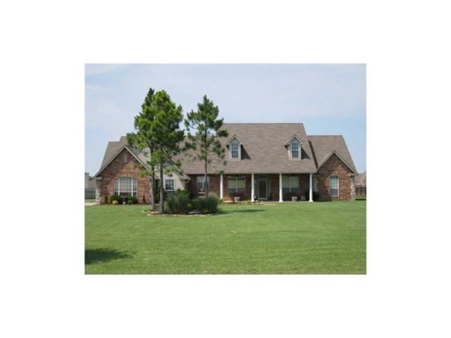 2109 NE 15th Street, Moore, OK 73160 (MLS #779042) :: Richard Jennings Real Estate, LLC