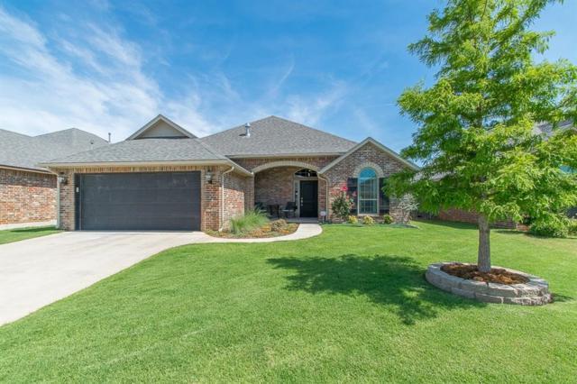 417 SW 170th Terrace, Oklahoma City, OK 73170 (MLS #779069) :: Richard Jennings Real Estate, LLC