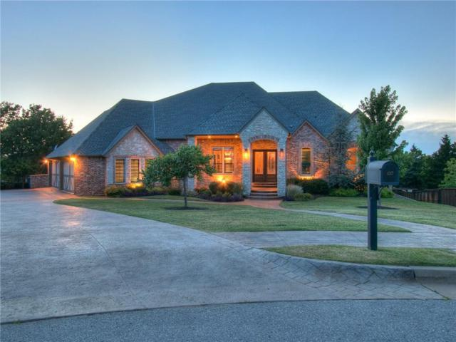 4317 Slate Bridge Road, Edmond, OK 73034 (MLS #779077) :: Richard Jennings Real Estate, LLC