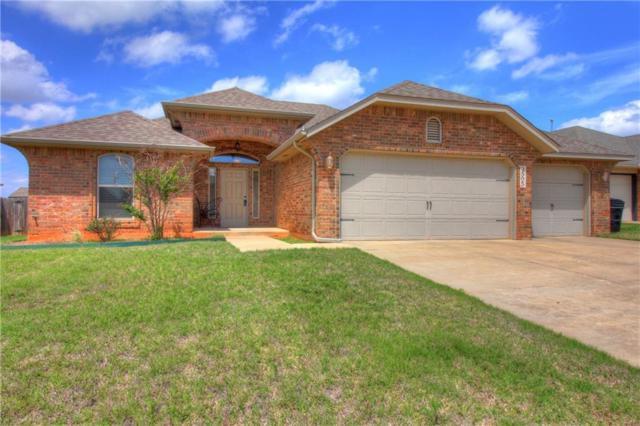 2505 SE 10th Court, Moore, OK 73160 (MLS #779087) :: Richard Jennings Real Estate, LLC
