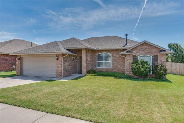 8012 Dawn Circle, Oklahoma City, OK 73135 (MLS #779100) :: Richard Jennings Real Estate, LLC