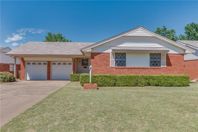 929 W Silver Meadow Drive, Midwest City, OK 73110 (MLS #779115) :: Richard Jennings Real Estate, LLC