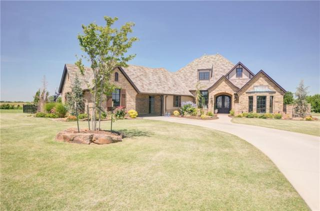21959 Villagio Drive, Edmond, OK 73012 (MLS #779121) :: Richard Jennings Real Estate, LLC