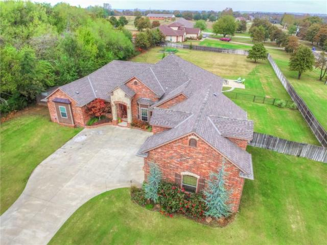 13991 NE 10th Street, Choctaw, OK 73020 (MLS #779162) :: Richard Jennings Real Estate, LLC