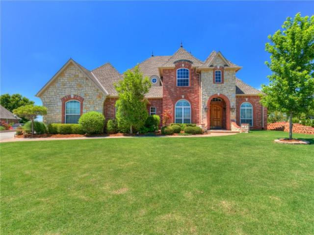 6550 Belmar Circle, Norman, OK 73071 (MLS #779167) :: Richard Jennings Real Estate, LLC