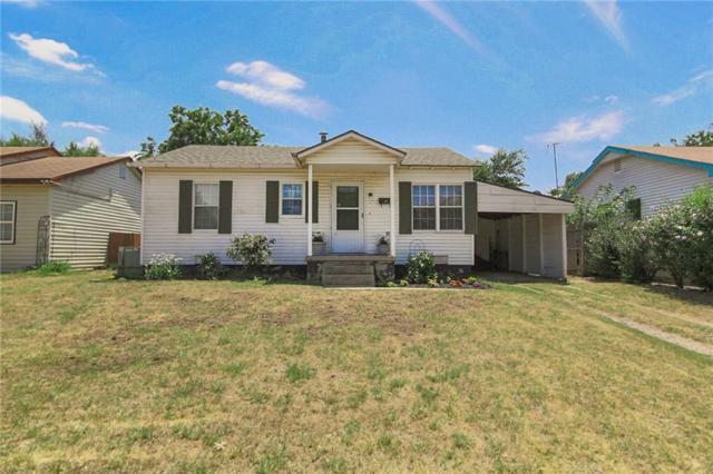 6124 NW 54th Street, Oklahoma City, OK 73122 (MLS #779288) :: Homestead + Co