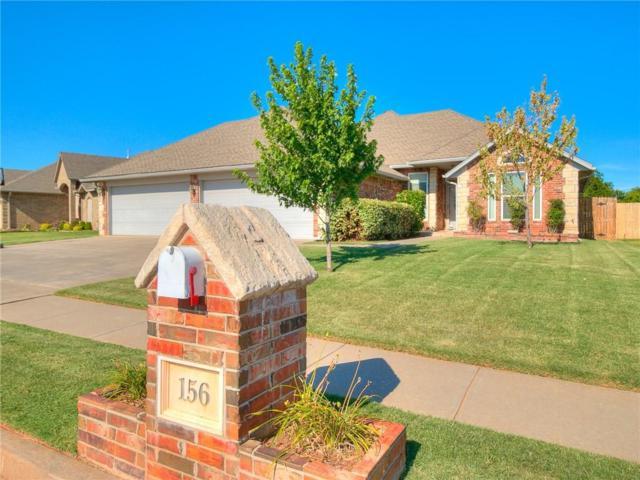 156 Kristy Drive, Edmond, OK 73003 (MLS #779356) :: Homestead + Co