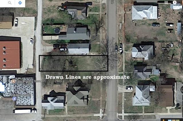 510 N Louisa, Shawnee, OK 74801 (MLS #779374) :: Wyatt Poindexter Group