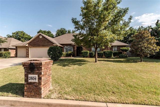 2804 115th, Oklahoma City, OK 73170 (MLS #779392) :: Richard Jennings Real Estate, LLC