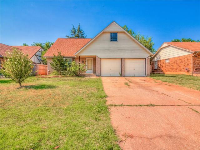 1024 E Main, Moore, OK 73160 (MLS #779393) :: Richard Jennings Real Estate, LLC