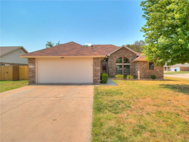 1400 NE 10th Street, Moore, OK 73160 (MLS #779402) :: Richard Jennings Real Estate, LLC